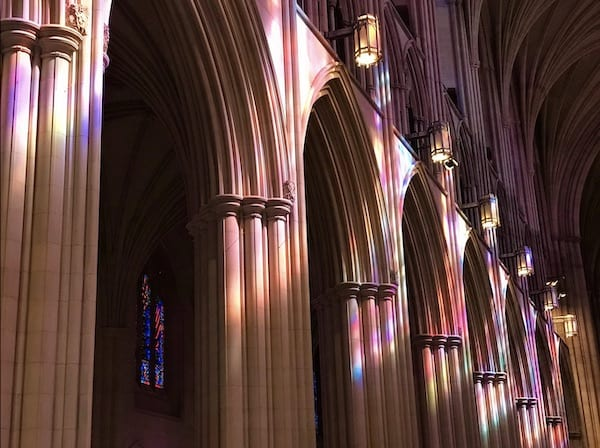 Church Coloured LED Lighting - AFS Electrical Services