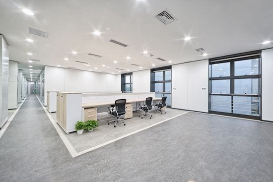 LED Lighting - Office - AFS Electrical Services