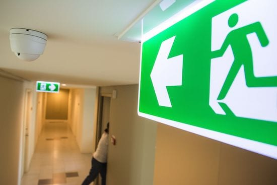 Emergency Lighting - Glasgow & Edinburgh - AFS Electrical Services