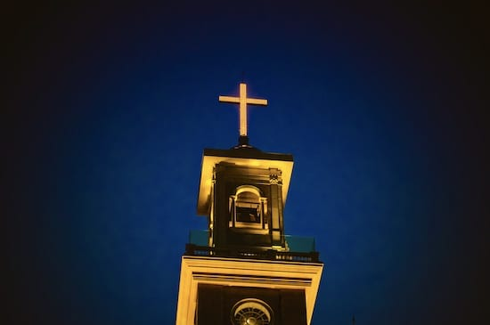 church exterior led lighting - afs electrical services