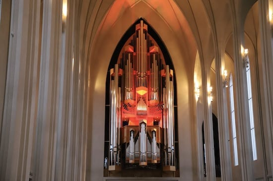 led lights in chuch - AFS Electrical Services