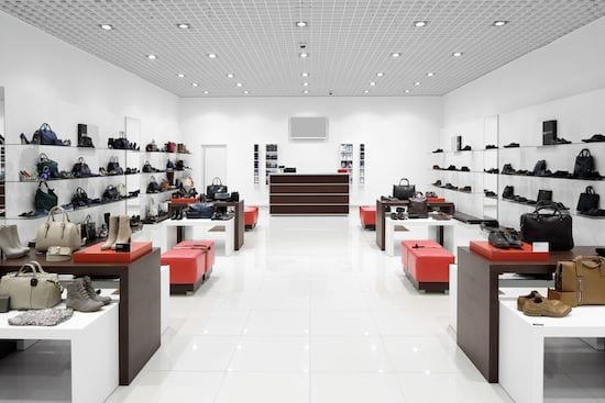 retail led lighting - afs electrical services