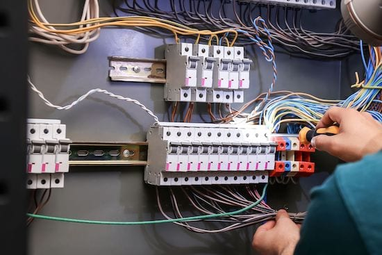 electricians Glasgow - AFS Electrical Services