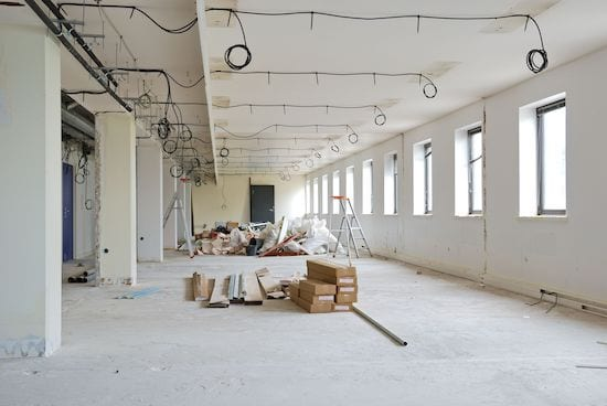 office electrical fit-out - AFS Electrical Services, Glasgow