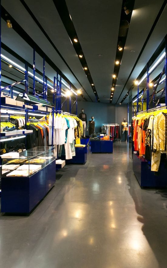retail lighting Contractors - AFS Electrical Services