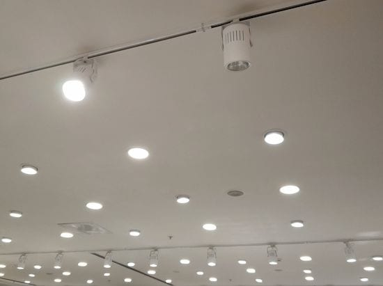 ceiling light not working - AFS Electrical, Glasgow