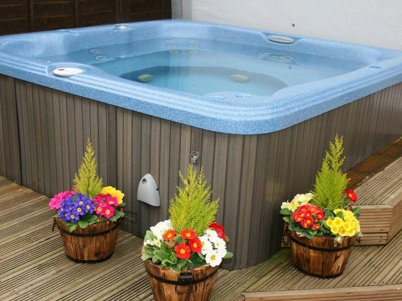 hot tub power supply in Glasgow