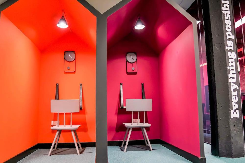 Office Work Pods Glasgow - AFS Electrical Services